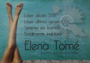 Laser - Elena Tomé